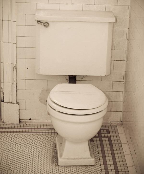 MYTH BUSTED: You can get STD from a toilet seat
