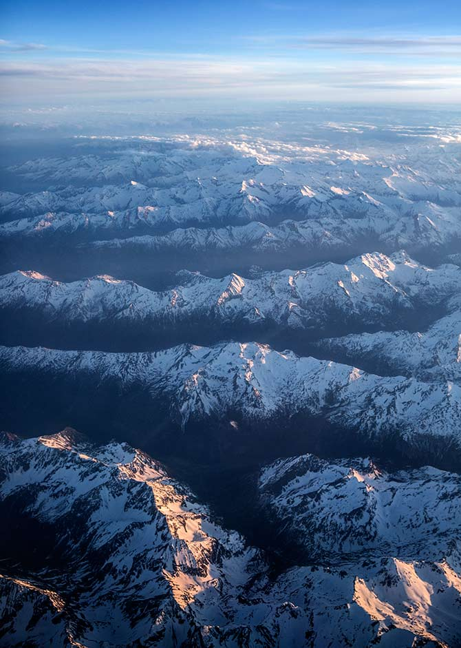 Photographers on Planes! Here's what they snapped
