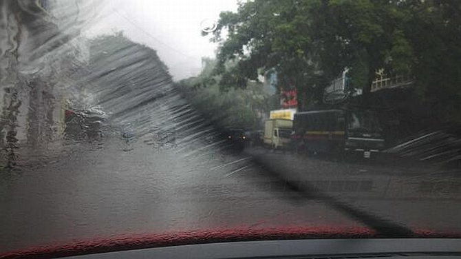 Torrential rains leave parts of Mumbai underwater