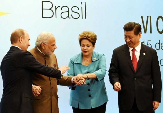 BRICS summit, another feather in Modi's cap