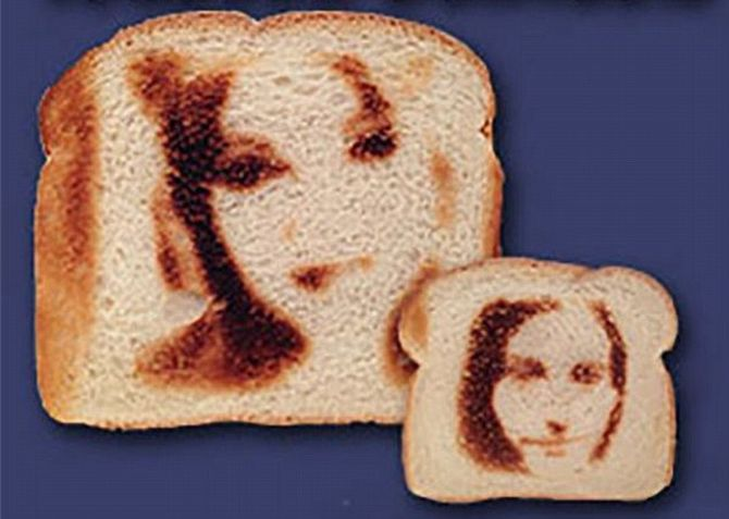 New toaster can burn YOUR face into bread