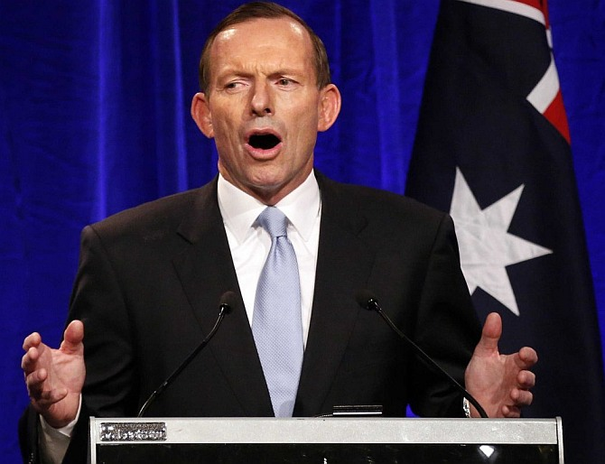 This looks less like an accident than a crime: Australian PM
