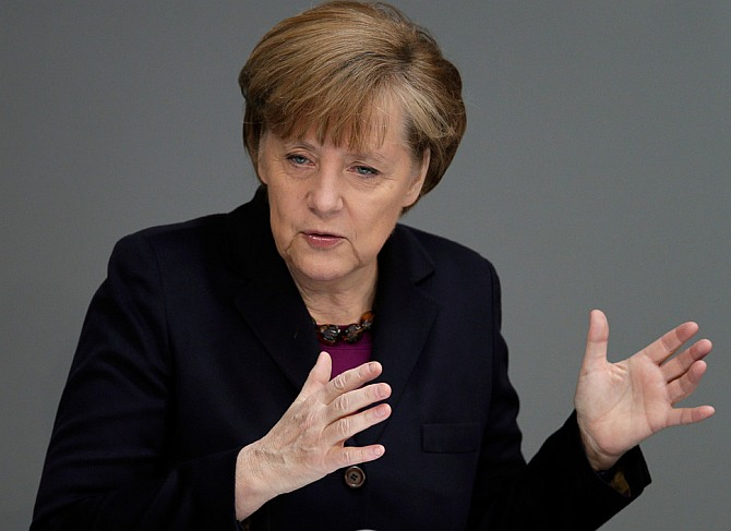 Circumstances in which the plane was shot down is shocking: German Chancellor