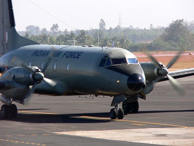 Indian Air Force's Avro