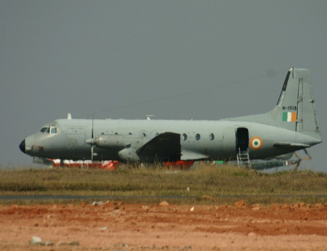 Why is IAF splashing around cash on replacing Avros?