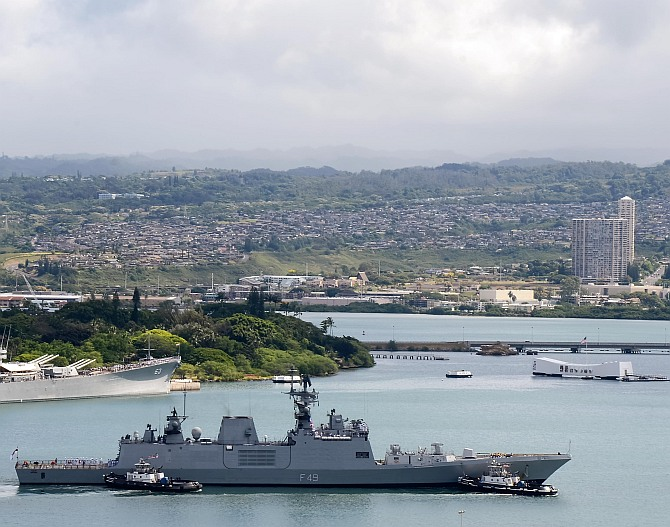 RIMPAC 2014: World's largest naval exercise