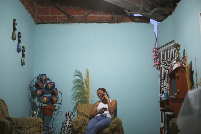 PHOTOS: Thousands evicted from world's TALLEST slum in Venezuela