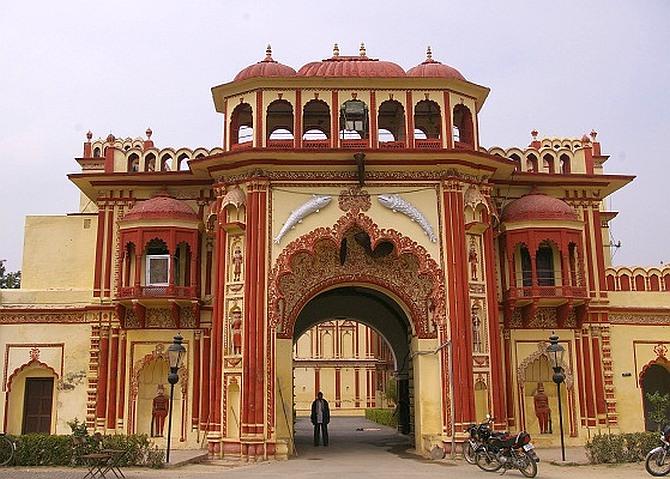 Amethi Palace