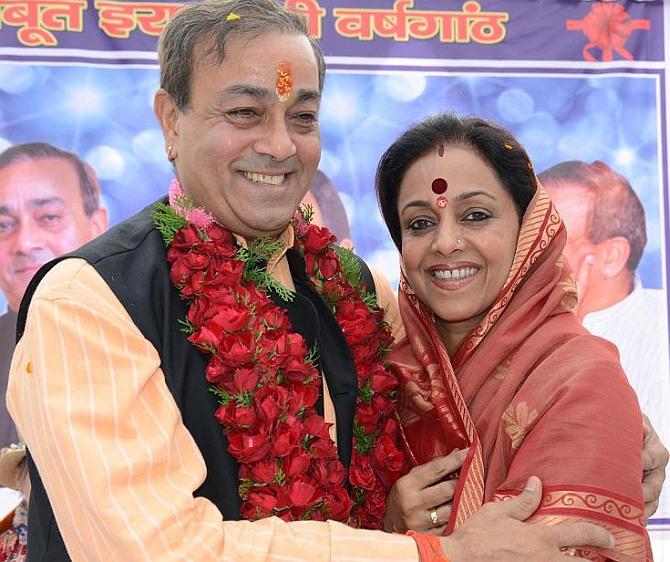 Sanjay and Ameeta Singh