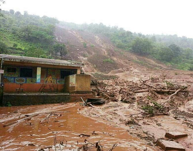 17 dead in Pune landslide, NDRF mounts rescue effort