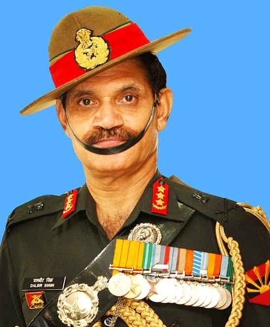 Lt Gen Dalbir Singh Suhag