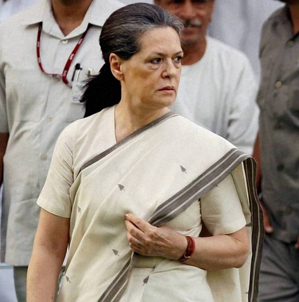 I will write my own book of truth: Sonia