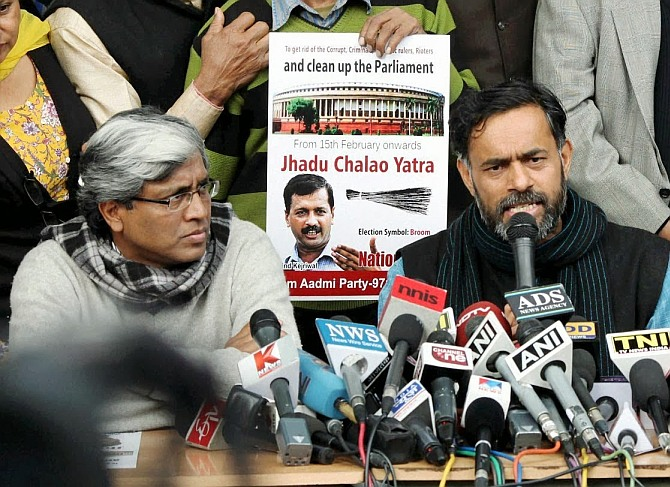 Inside Kejriwal and Co's new game plan