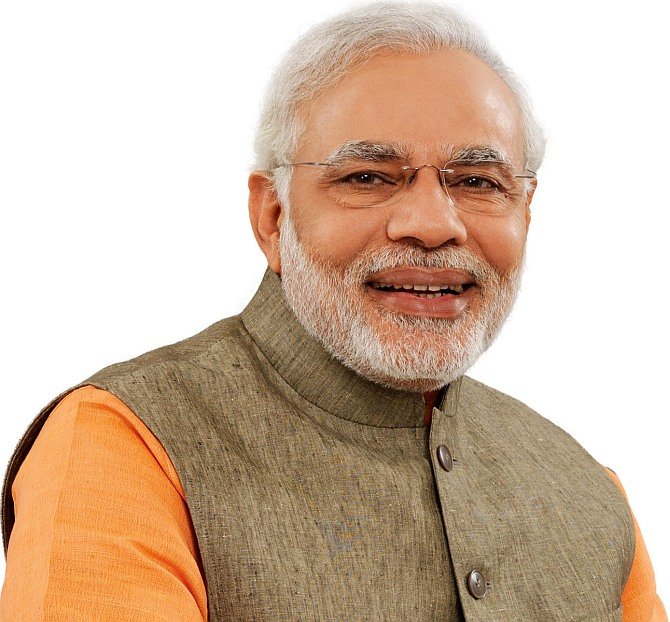 Prime Minister Modi's Official Photograph