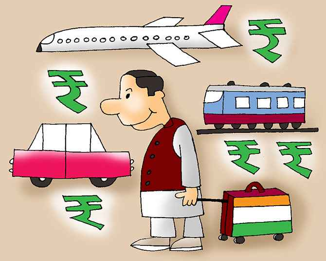 Travelling allowance and travel facilities