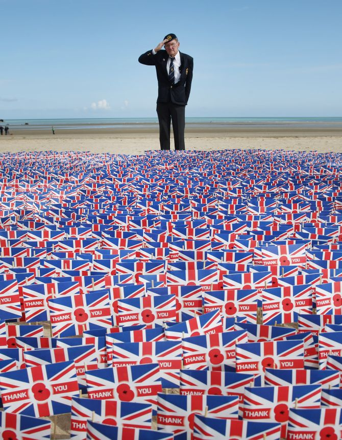 D-DAY PHOTOS: Remembering the invasion that changed the world
