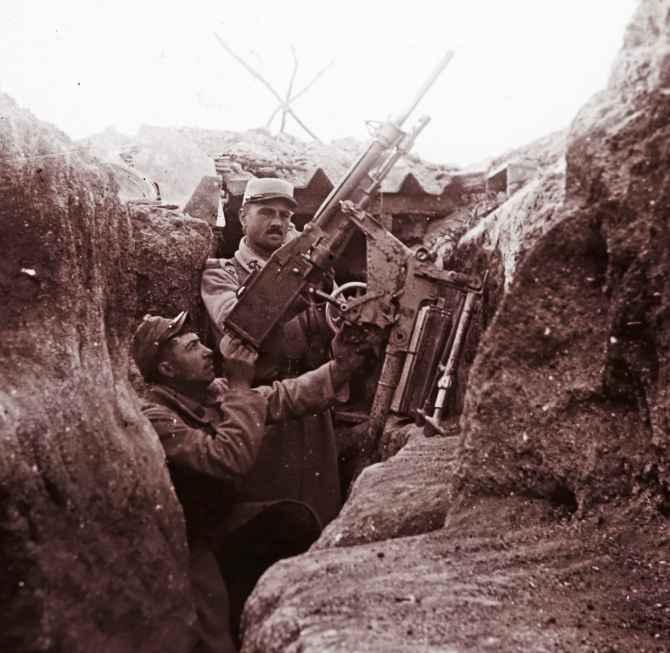RARE PHOTOS: World War I, as never seen before
