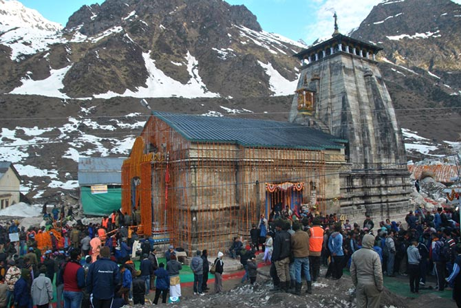 Did ASI do a shoddy job at Kedarnath temple?