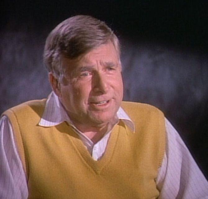 Ashes of Star Trek creator Gene Roddenberry