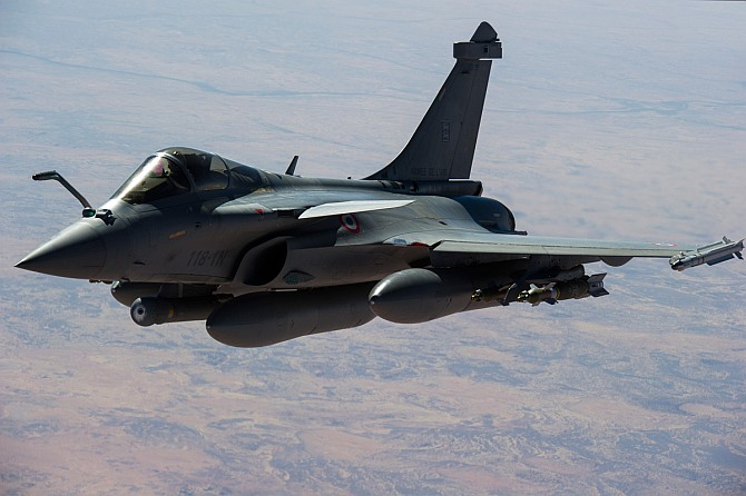 The Rafale deal is Modi's 'masterstroke' - Rediff com India News