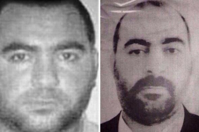 Images of Abu Bakr al-Baghdadi released by Iraq's interior ministry