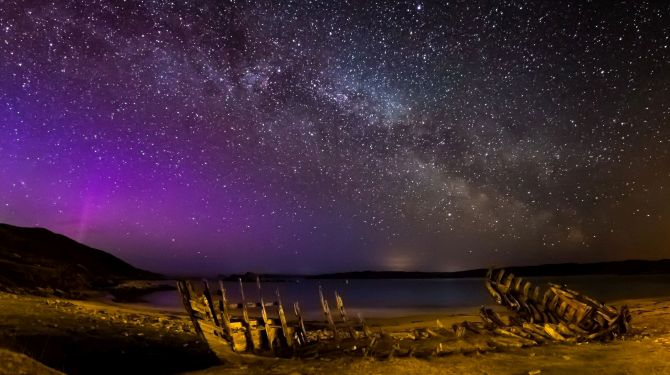 12 HEAVENLY photos of the night sky