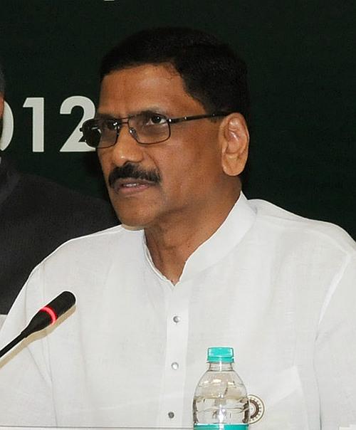 NDMA Vice-Chairman M Shashidhar Reddy