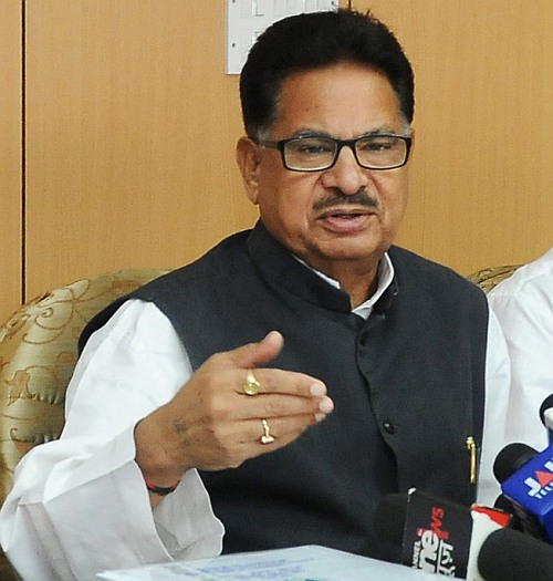 National Commission for Scheduled Castes chairperson P L Punia