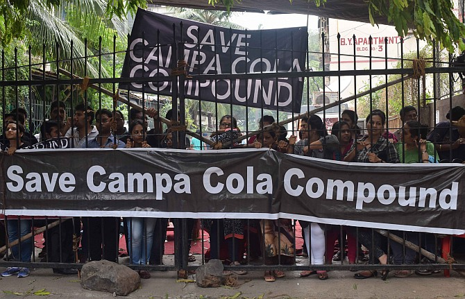Mumbai: Illegal Campa Cola flats to be forcefully evicted