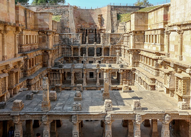 Rani-ki-Vav (the Queen's Stepwell)