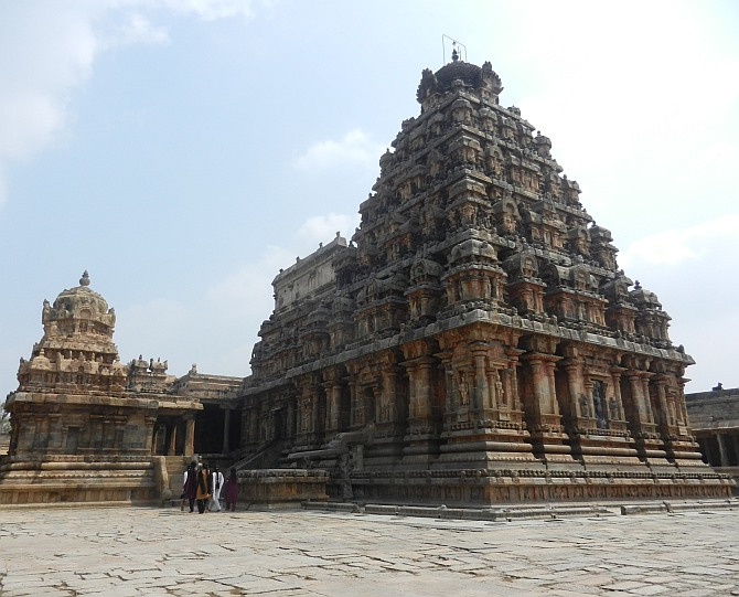 Great Living Chola Temples