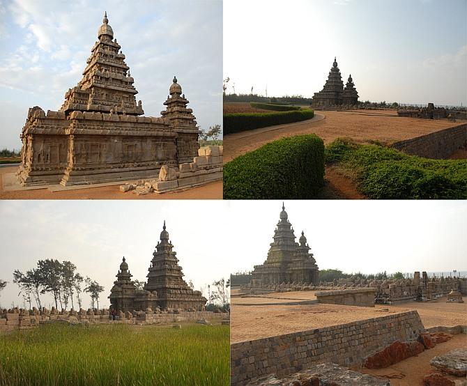 Mahabalipuram monuments