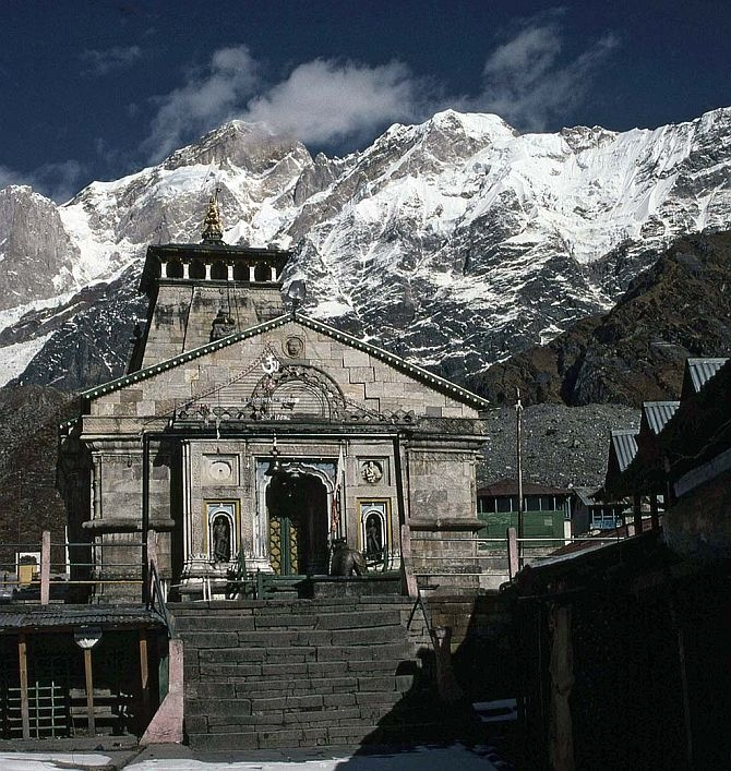 In search of Shiva in Kedarnath