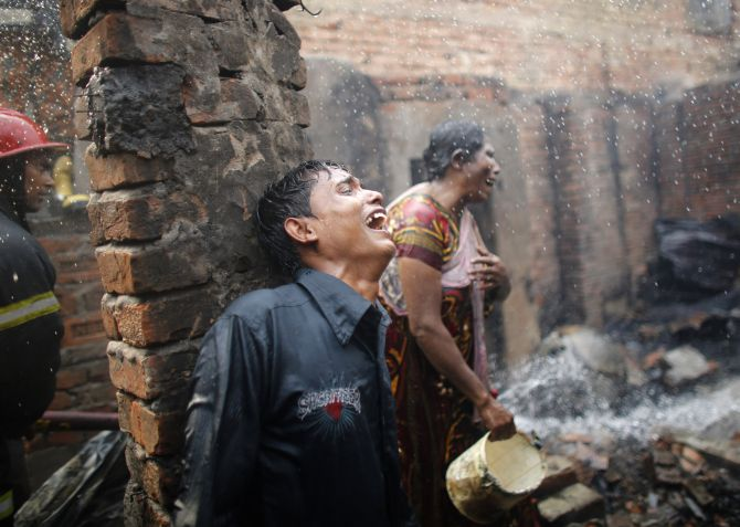 PHOTOS: The world seething with RAGE
