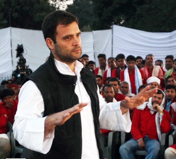 Rahul Gandhi's personal appointees like Haryana Congress chief Ashok Tanwar, Madhya Pradesh party unit president Arun Yadav and Rajasthan Congress head Sachin Pilot not keen to contest polls
