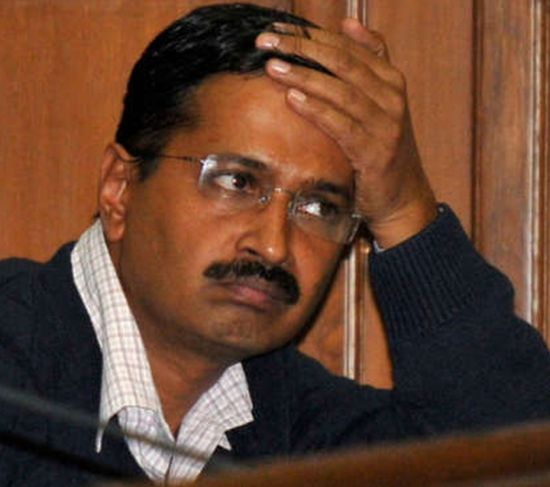 Kejriwal reportedly headed for the airport after he was denied permission to meet Modi