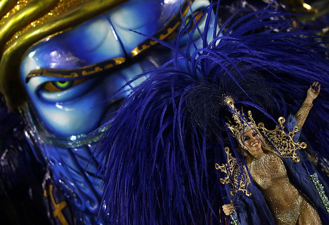 Rio Carnival, the wildest party ever!