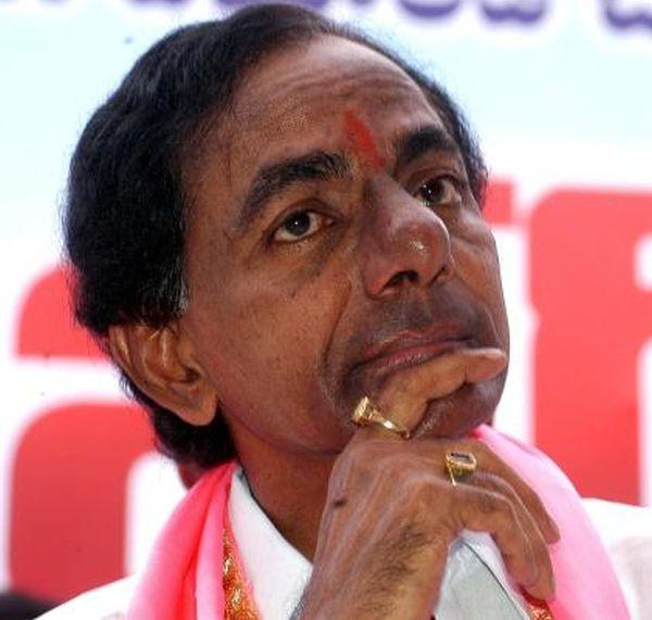 Telangana Rashtra Samiti chief K Chandrasekhar Rao