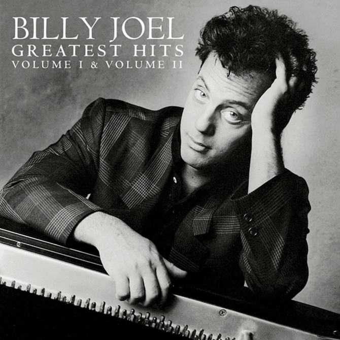 A cover of American singer Billy Joel's album