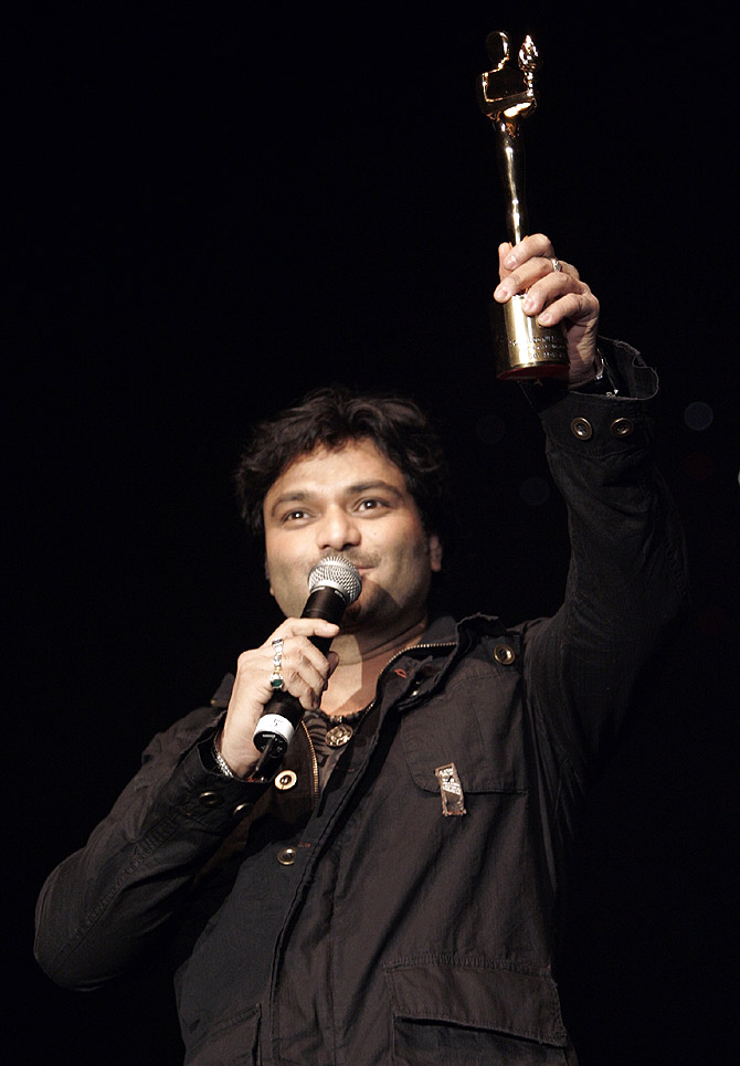 Singer Babul Supriyo