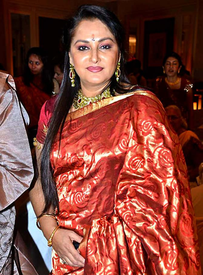 Jaya Prada recently joined the RLD