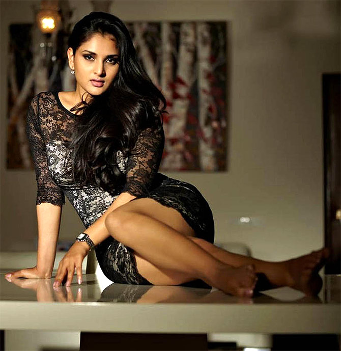 Ramya is India's youngest MP
