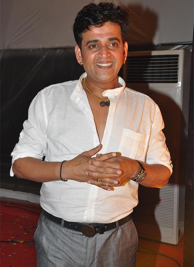 Bhojupuri actor Ravi Kishen