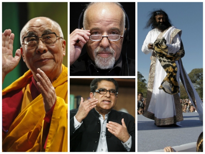 The world's 10 most influential spiritual leaders