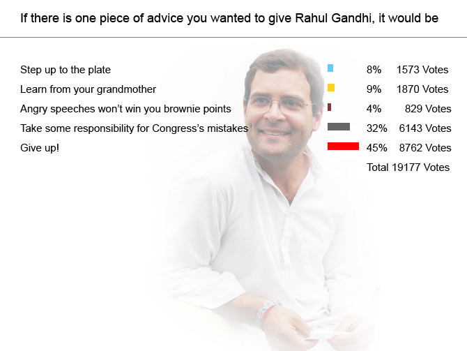 Rediff Pulse of the Nation: The verdict is out
