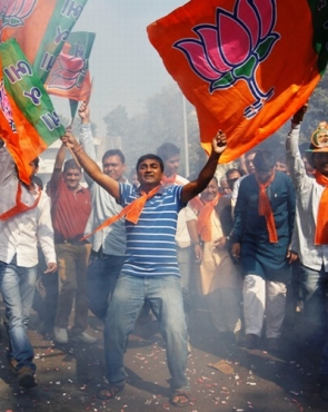 'BJP won't be allowed to push its Hindutva agenda beyond a ...