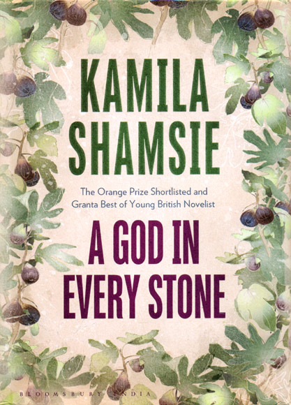 A God In Every Stone -- a story of love, betrayal, injustice and friendship -- is a page-turner.