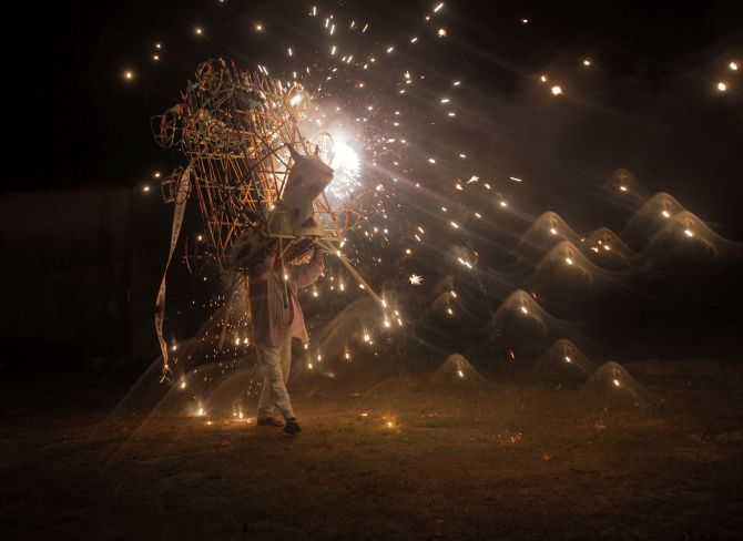 National Award, 1st place in Mexico: 'Stars Shower' by David Montano