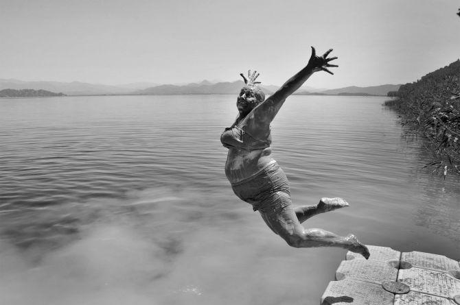 Winner 'Smile': 'Muddy Smile' by Alpay Erdem, Turkey