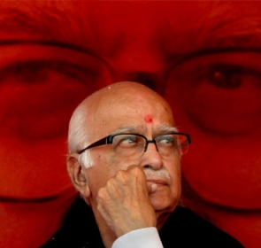 Sheela says:Is Modi being unfair to Advani?